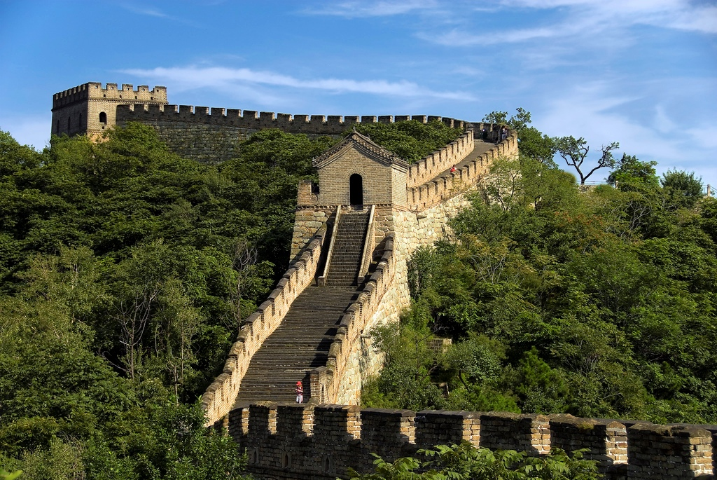 Beijing On A Budget Hiking The Great Wall Delectable