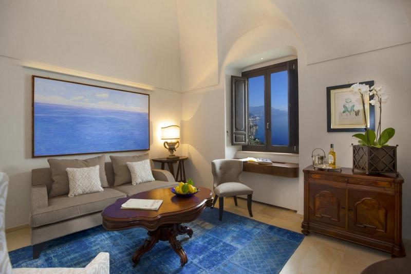 Deluxe Suite with Sea View, Monastero Santa Rosa