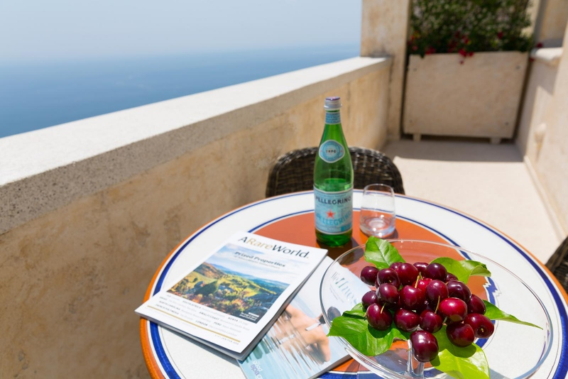 Deluxe Suite with Terrace and Sea View, Monastero Santa Rosa