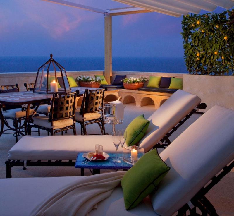 Monastero Santa Rosa, Amalfi Coast: Sea View Suite Offer