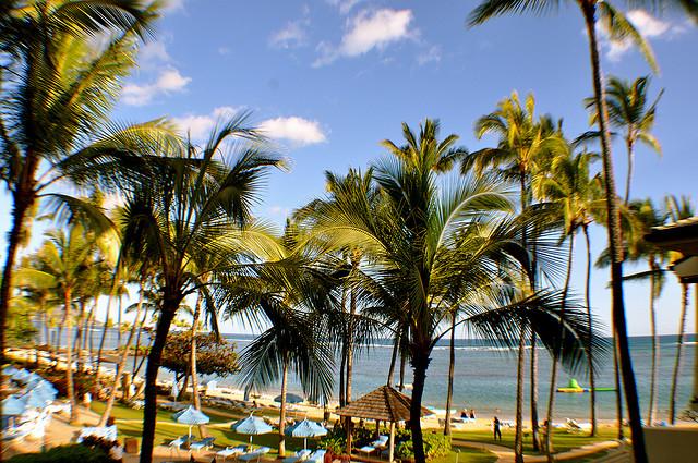 The chic Kahala Hotel & Resort