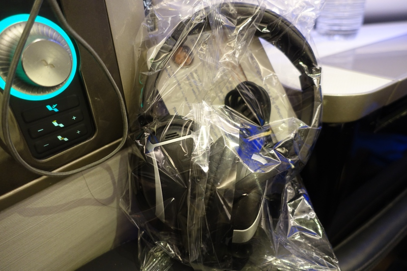 Review: British Airways First Class Headphones