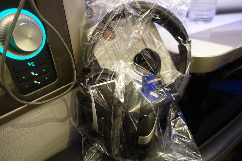 Review: British Airways First Class Headphones