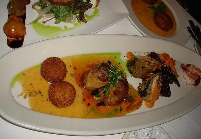 Dim Sum Appetizer, Roy's, Hawaii Kai, Hawaii