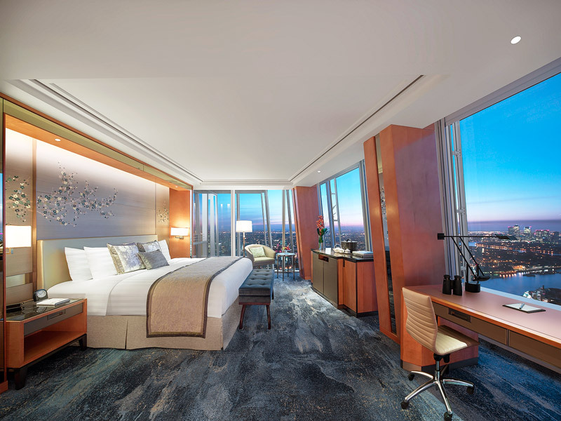 Book A Room In Shard