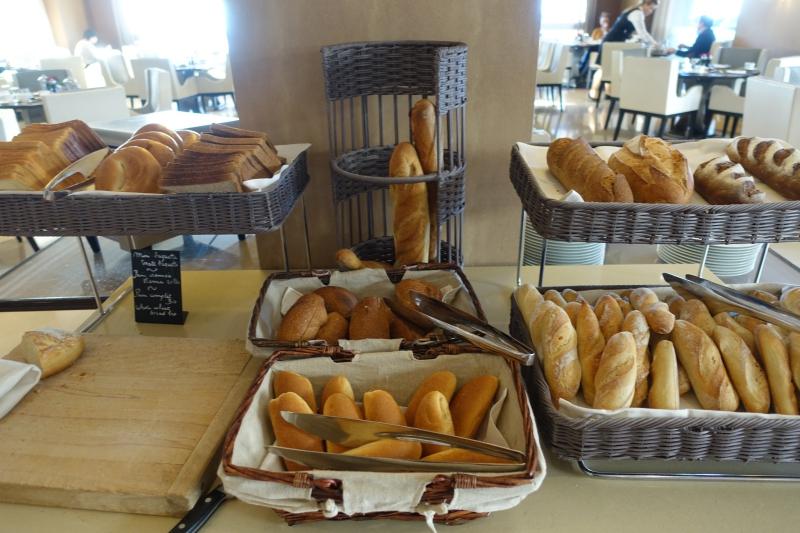 Grand Hyatt Cannes Hotel Martinez Breakfast Review