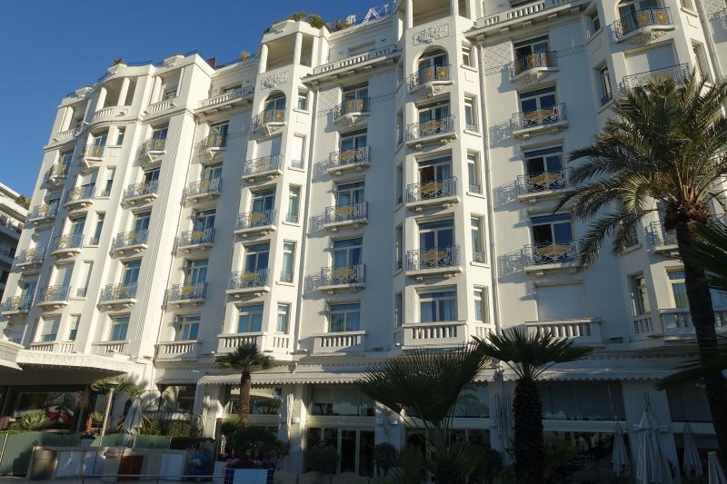 Grand Hyatt Cannes Hotel Martinez Review