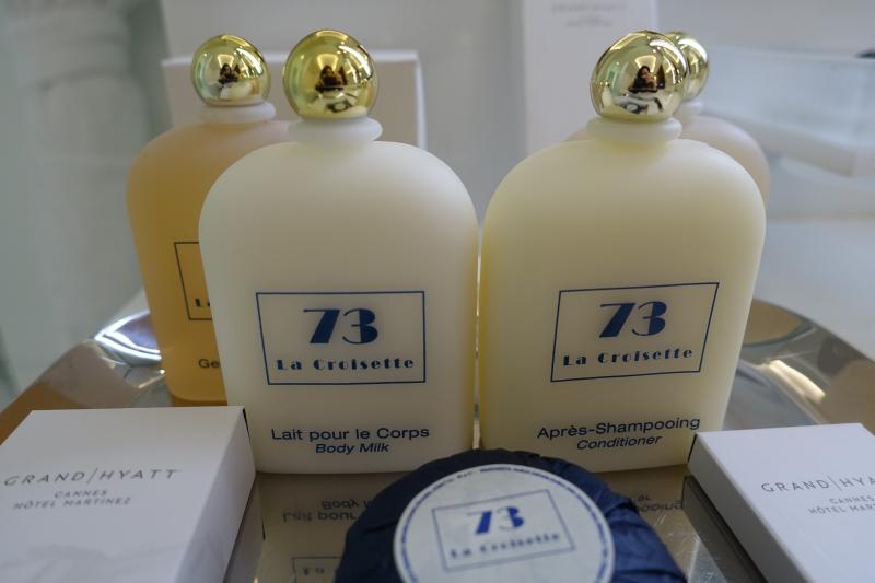 73 La Croisette Bath Products