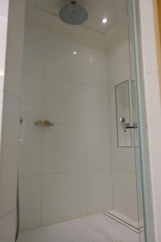 Prestige Suite Rain Shower