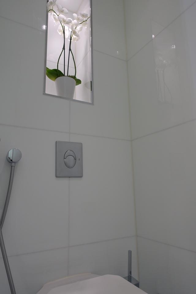 Prestige Suite Toilet
