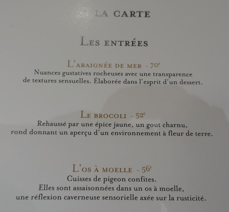 La Palme Dor Cannes Review 2 Michelin Stars