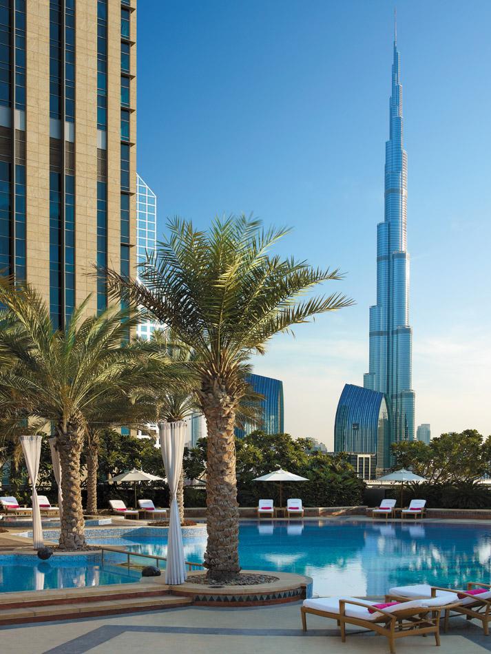 Shangri-La Dubai: 4th Night Free + Luxury Circle Benefits