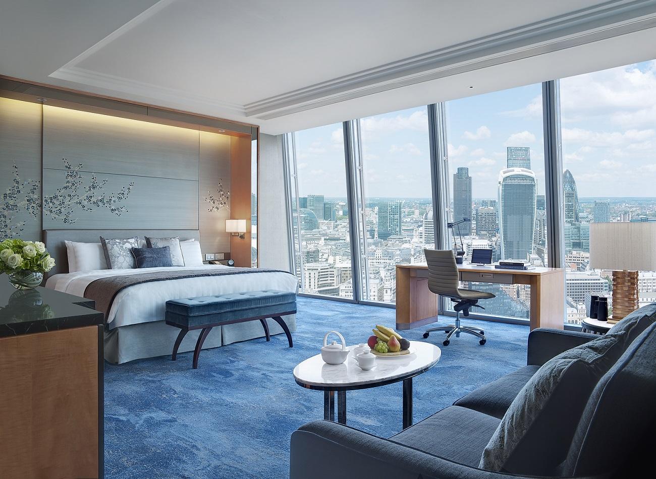 Shangri-La at the Shard London: 3rd Night Free + Luxury Circle Benefits