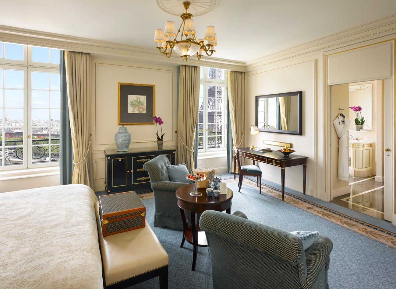 Shangri-La Paris: 3rd Night Free + Shangri-La Luxury Circle Benefits