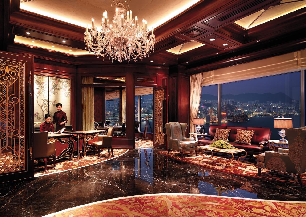 Island Shangri-La Hong Kong: 4th Night Free and Luxury Circle Benefits