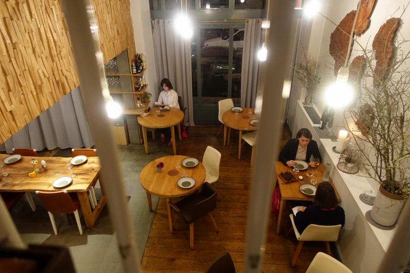 Restaurant AT - 5ème - Paris, France - Yelp