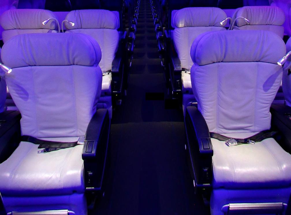 Flight Review: Virgin America First Class SFO to JFK