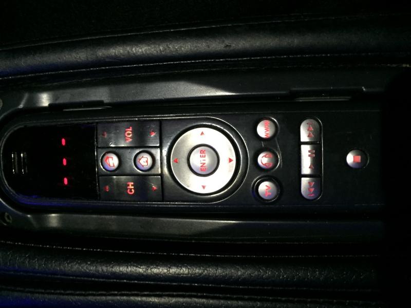 IFE Controls, Virgin America First Class Review