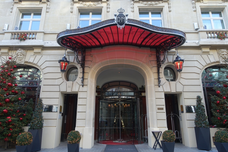 Le Royal Monceau-Raffles Paris Review