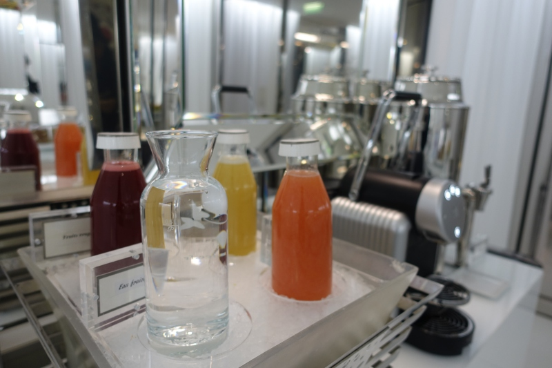 Fresh Squeezed Juices, Le Royal Monceau-Raffles Paris Review