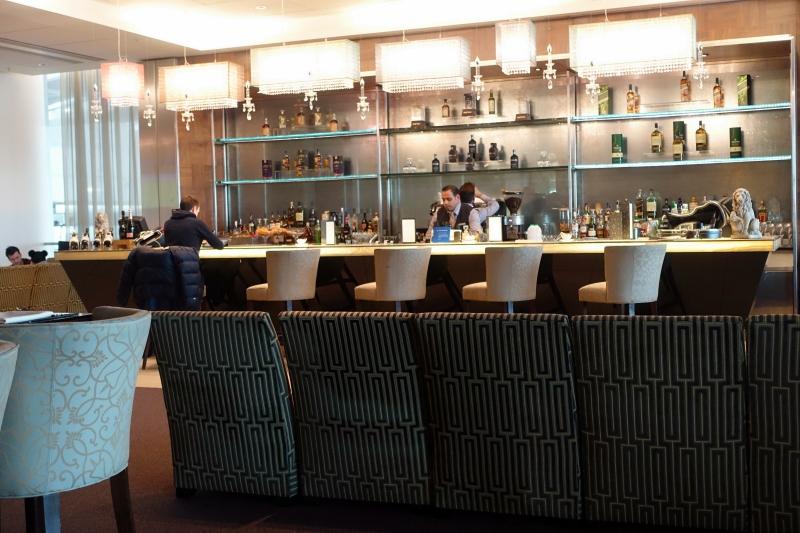 British Airways Concorde Room Bar