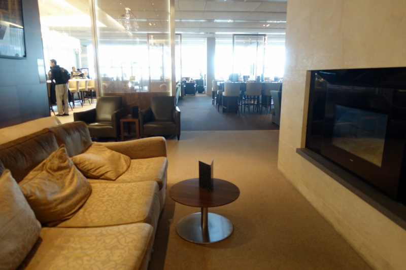 Review: British Airways Concorde Room Lounge, LHR