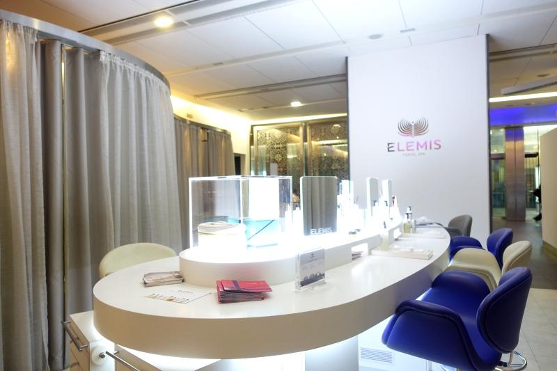 Elemis Spa, British Airways Concorde Room Lounge Review