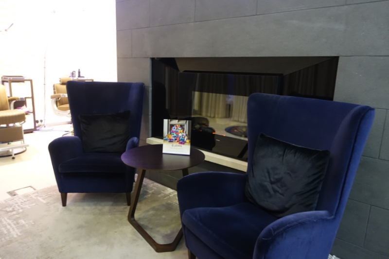 Review: British Airways Concorde Room Cabana London Heathrow