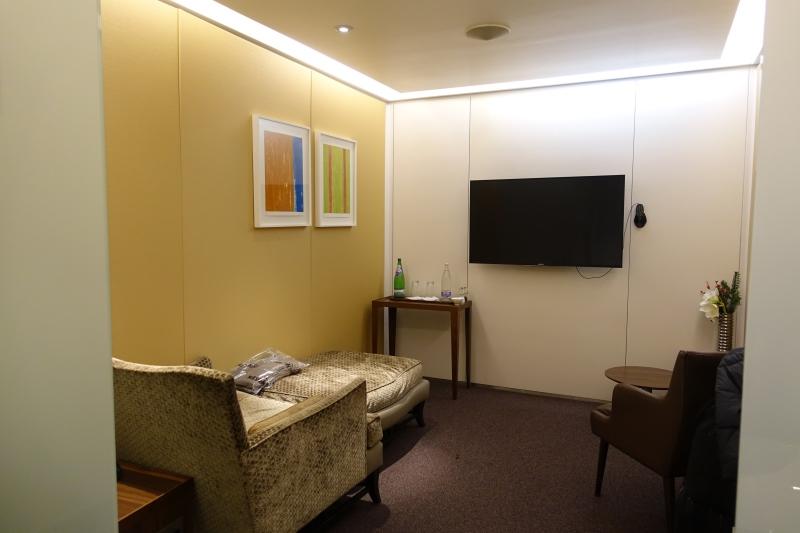 Private Cabana, British Airways Concorde Room LHR Review