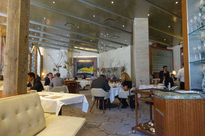 Gabriel Kreuther NYC Review, 1 Michelin Star