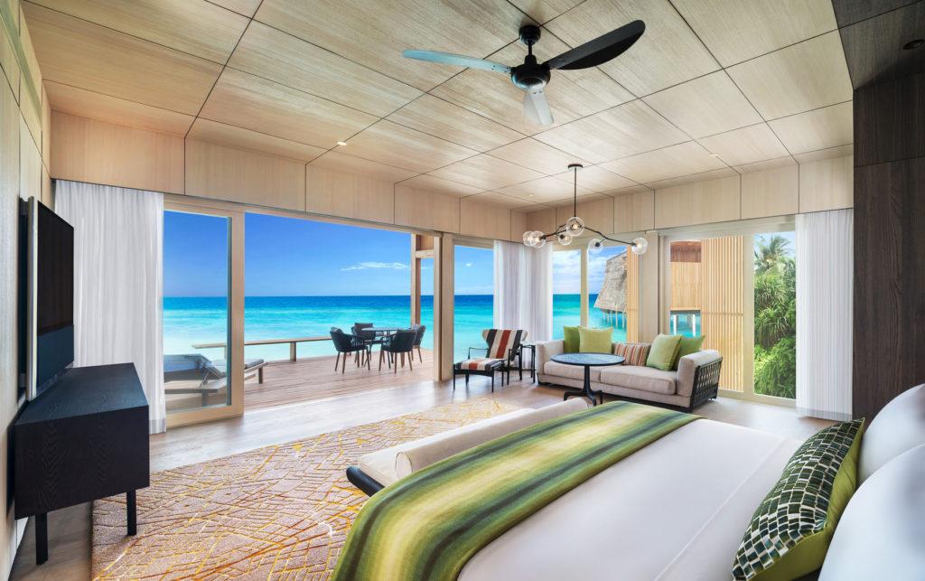 St. Regis Maldives: 4th Night Free + Luxury Privileges Benefits