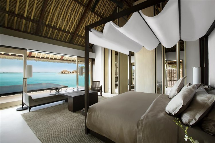 Cheval Blanc Randheli Water Villa, Maldives