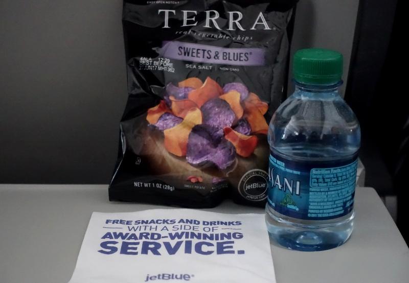 Terra Sweets & Blues Potato Chips