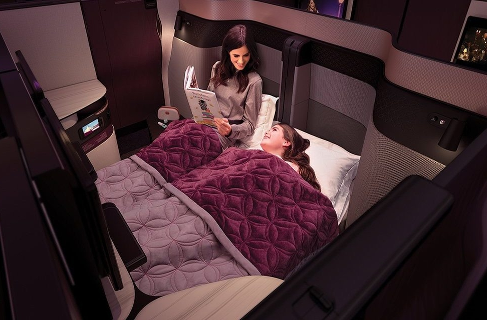 Qatar Airways New Business Class QSuite to Launch June 2017