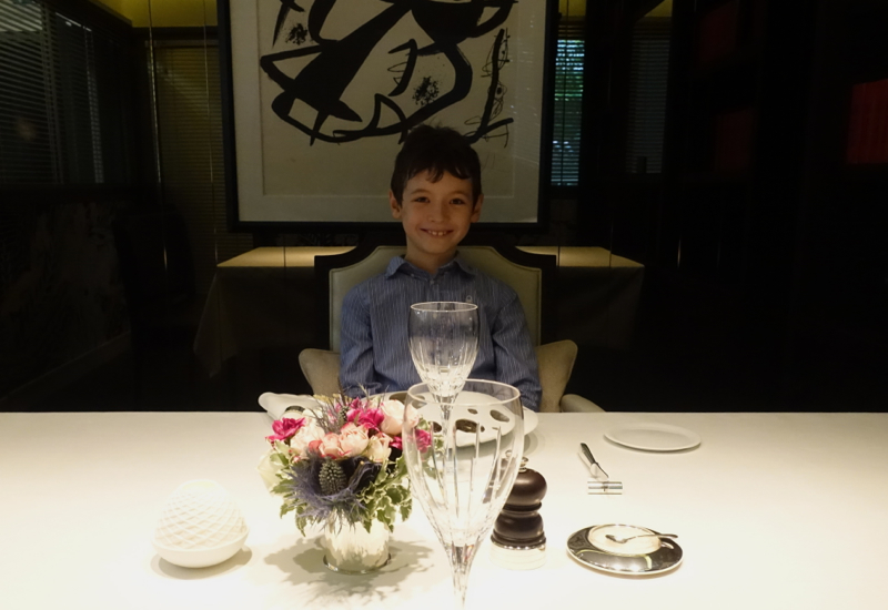 6 Tips for Michelin Star Dining with Kids