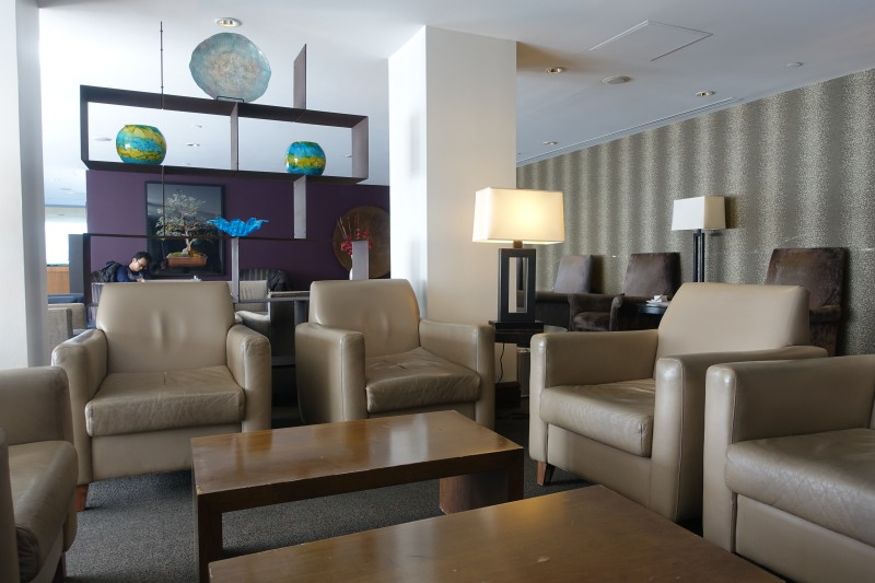 Review: British Airways First Class Lounge New York JFK Terminal 7