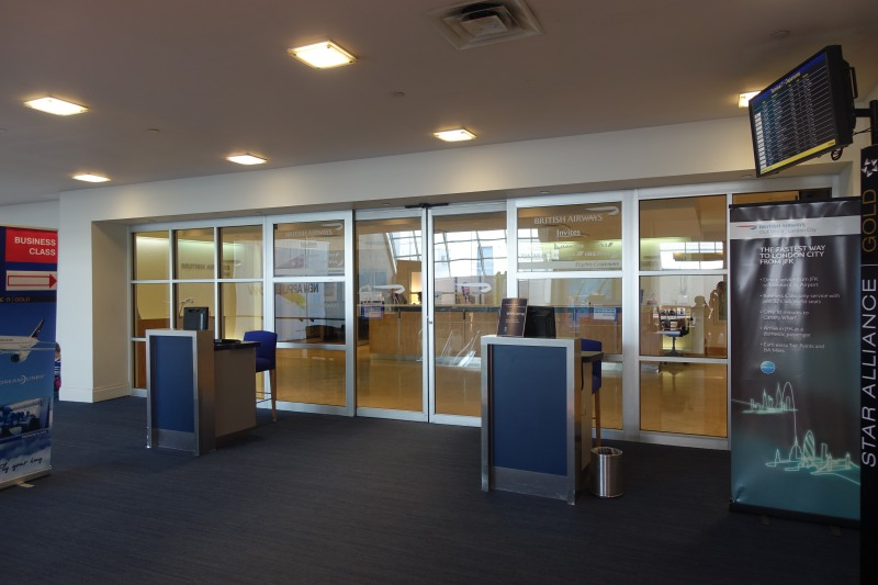 Ba Lounge Terminal 3 >> Review: British Airways First Class Lounge New York JFK Terminal 7