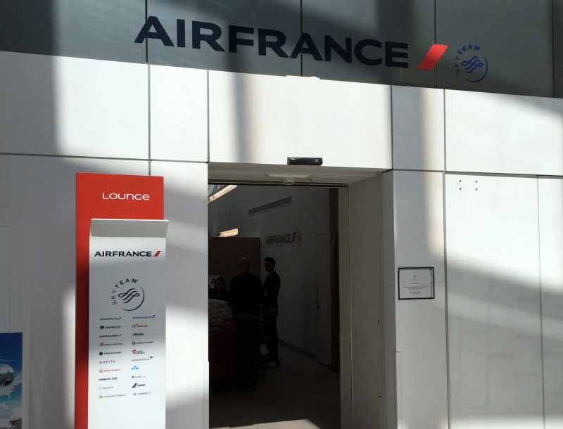 Review: Air France Lounge New York JFK Terminal 1
