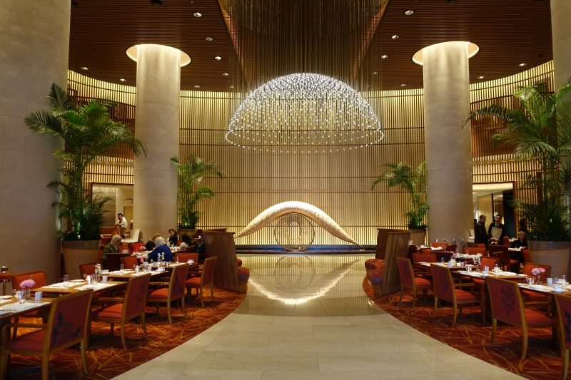 Hotel Review: The Peninsula Tokyo