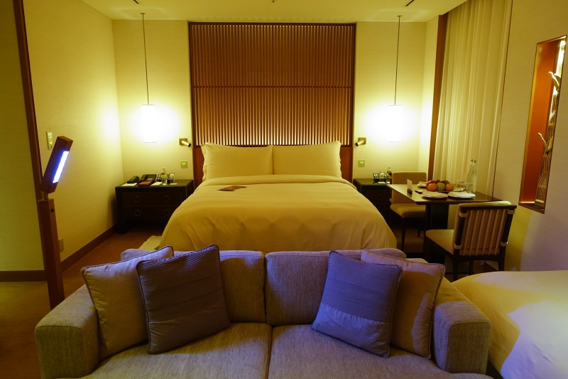 Premier Room, The Peninsula Tokyo Hotel Review 2017