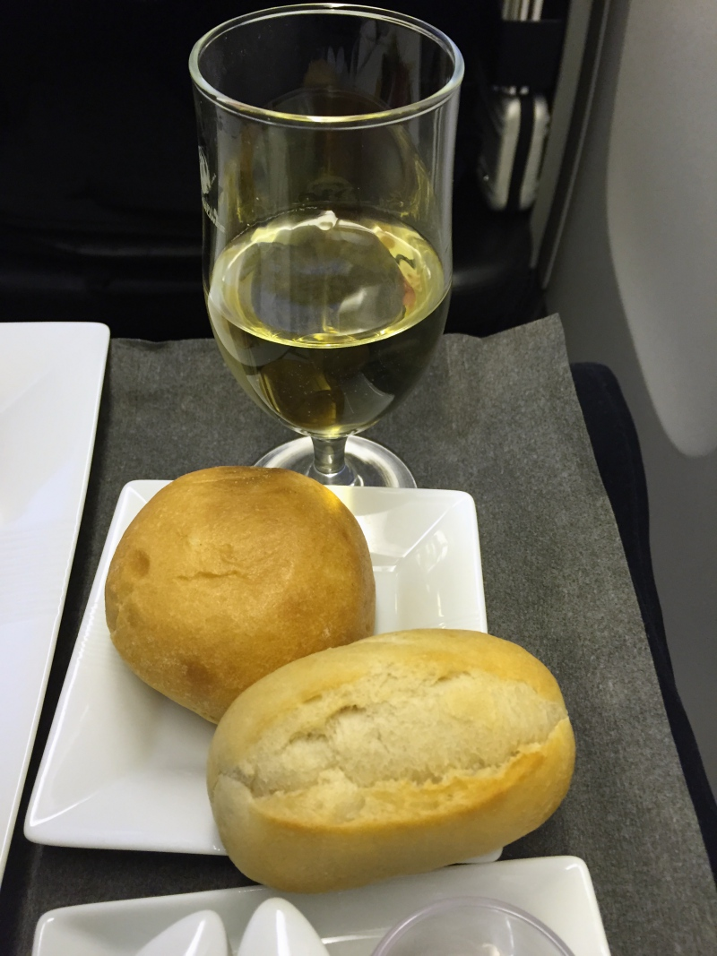 Rolls, JAL Business Class Sky Suite Review