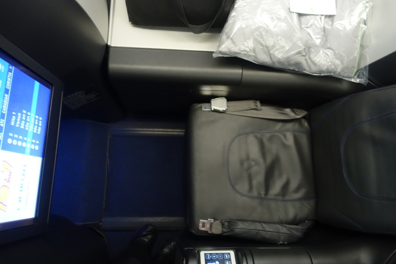 JetBlue Mint Seat Reclines to a Flat Bed