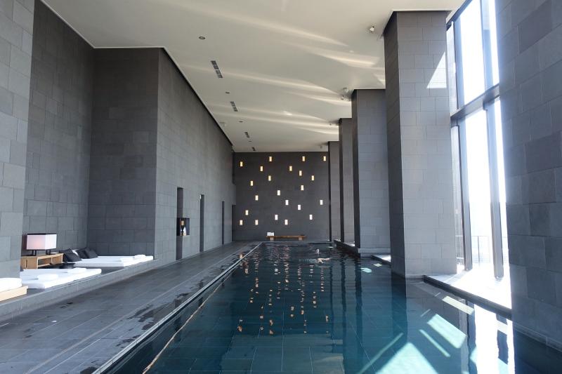 Aman Tokyo Pool, 34th Floor