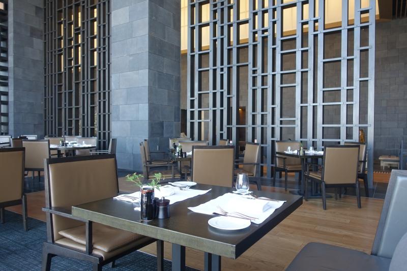 Restaurant at Aman Tokyo Review