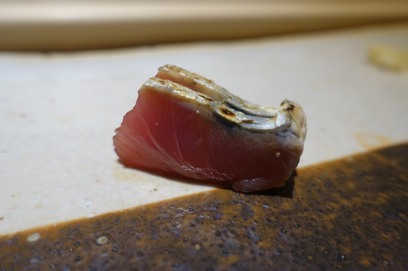 Smoked Bonito, Sushisho Masa Review