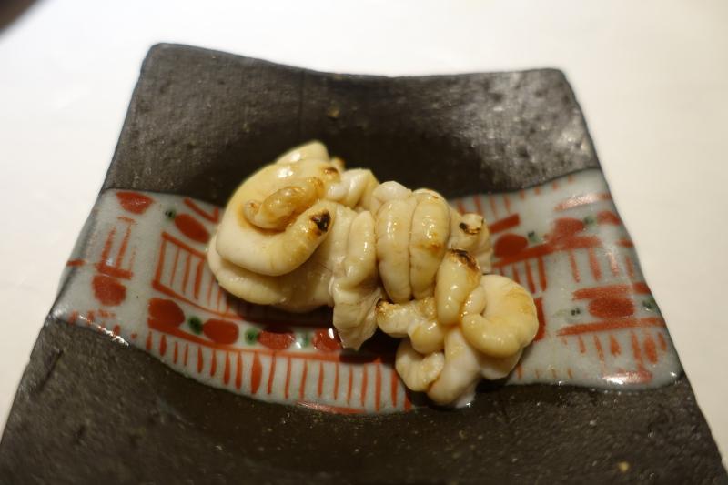Cod Milt, Sushisho Masa Review