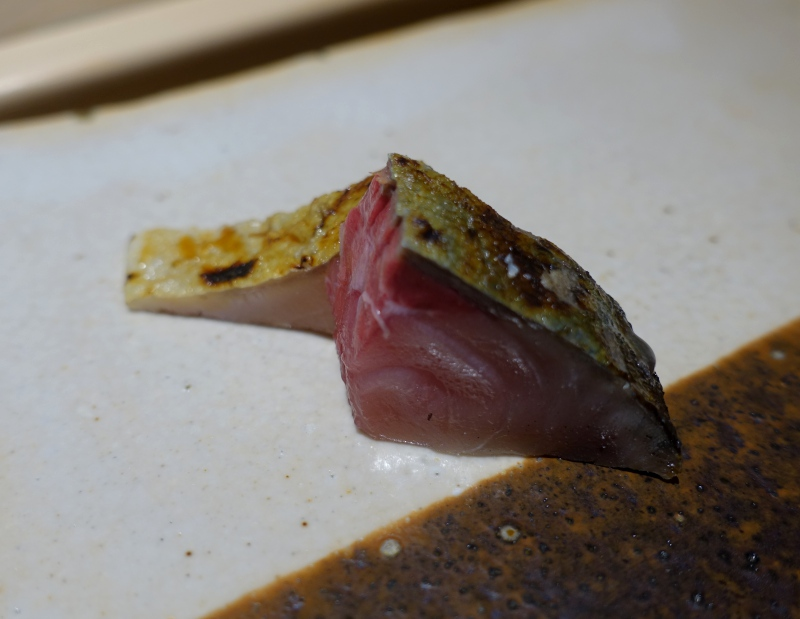Mackerel (Saba), Sushisho Masa Review