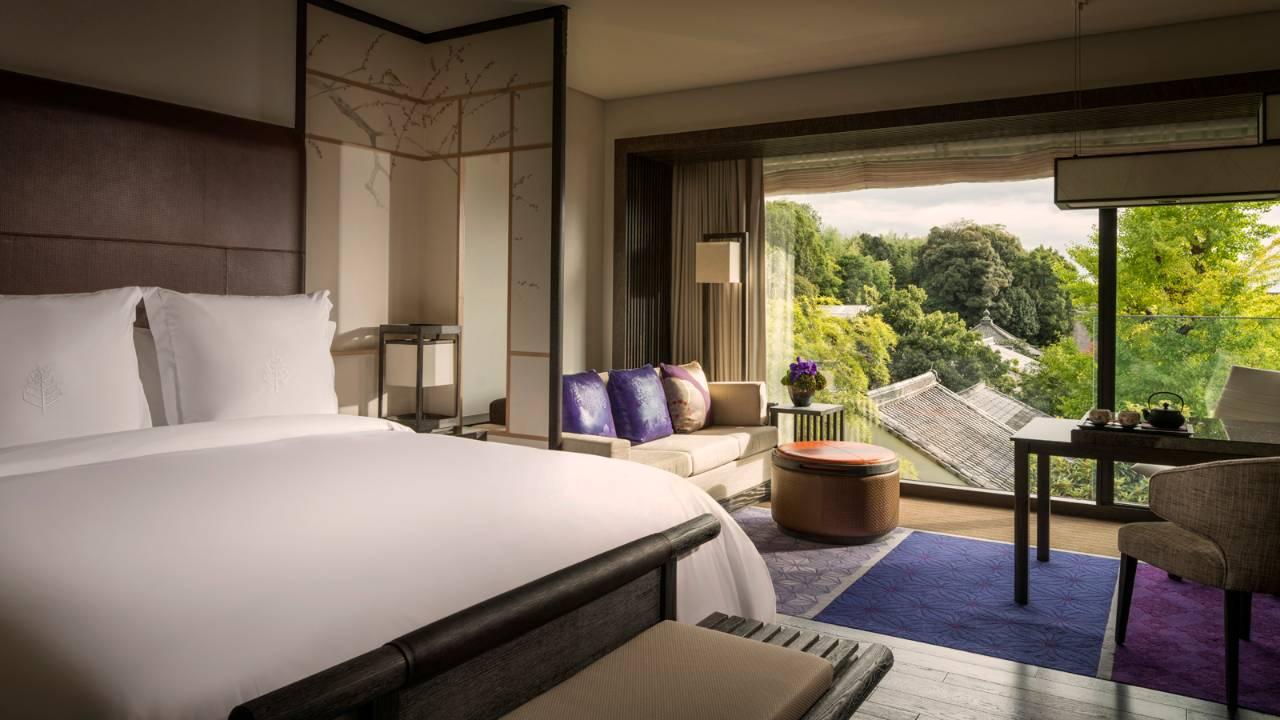 Four seasons kyoto 3rd night free or guaranteed upgrade for Design hotel kyoto