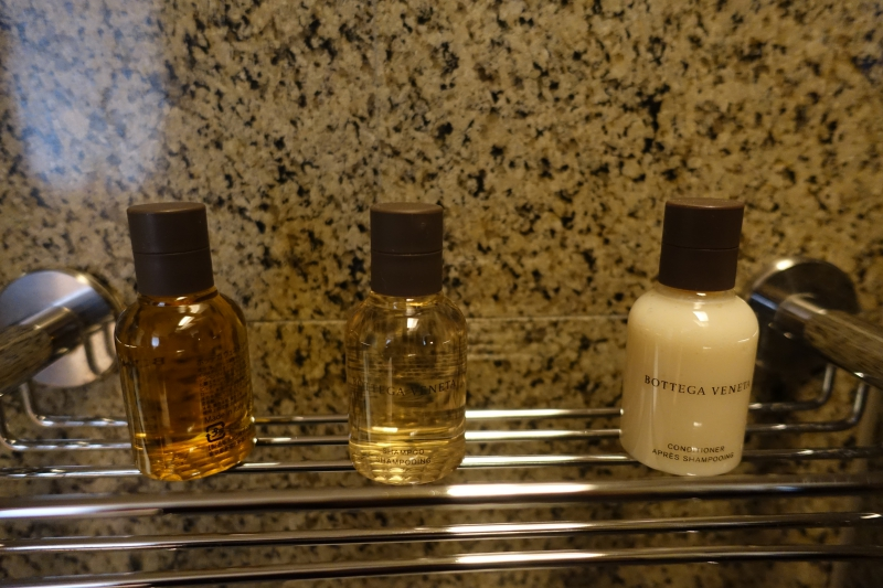 Bottega Veneta Bath Products, Mandarin Oriental Tokyo Review