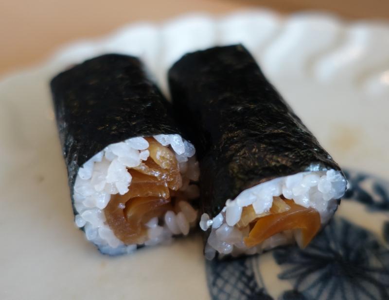 Kanpyo (Gourd) Roll, Sushi Sora